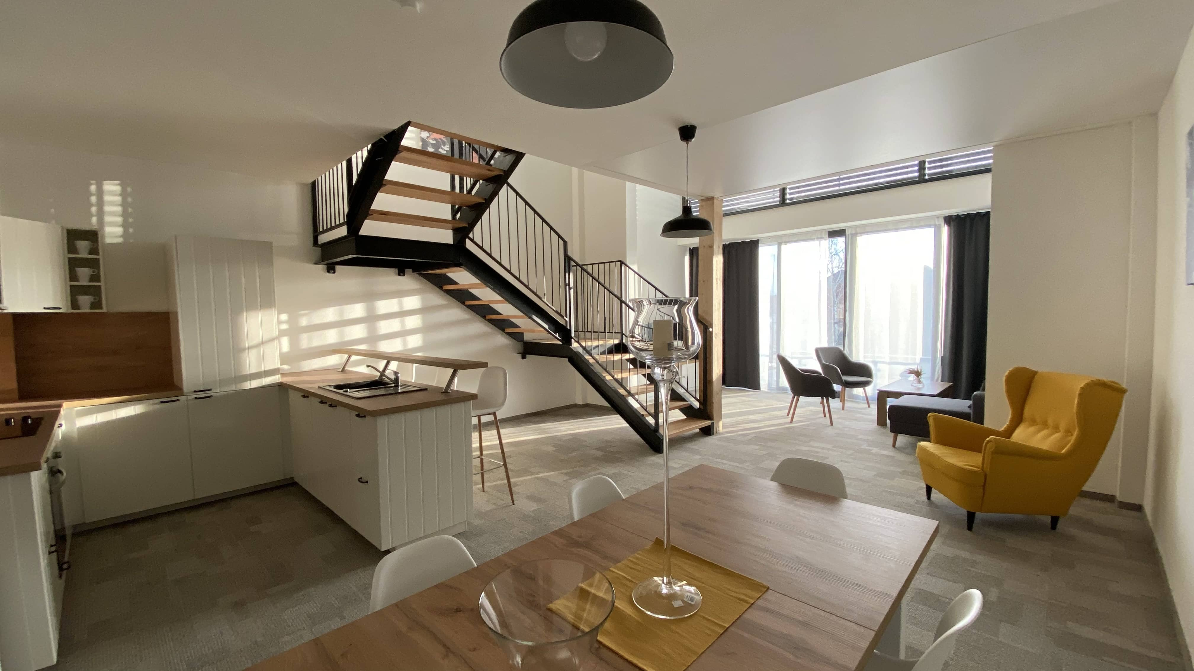 Aparthotel central  loft 0