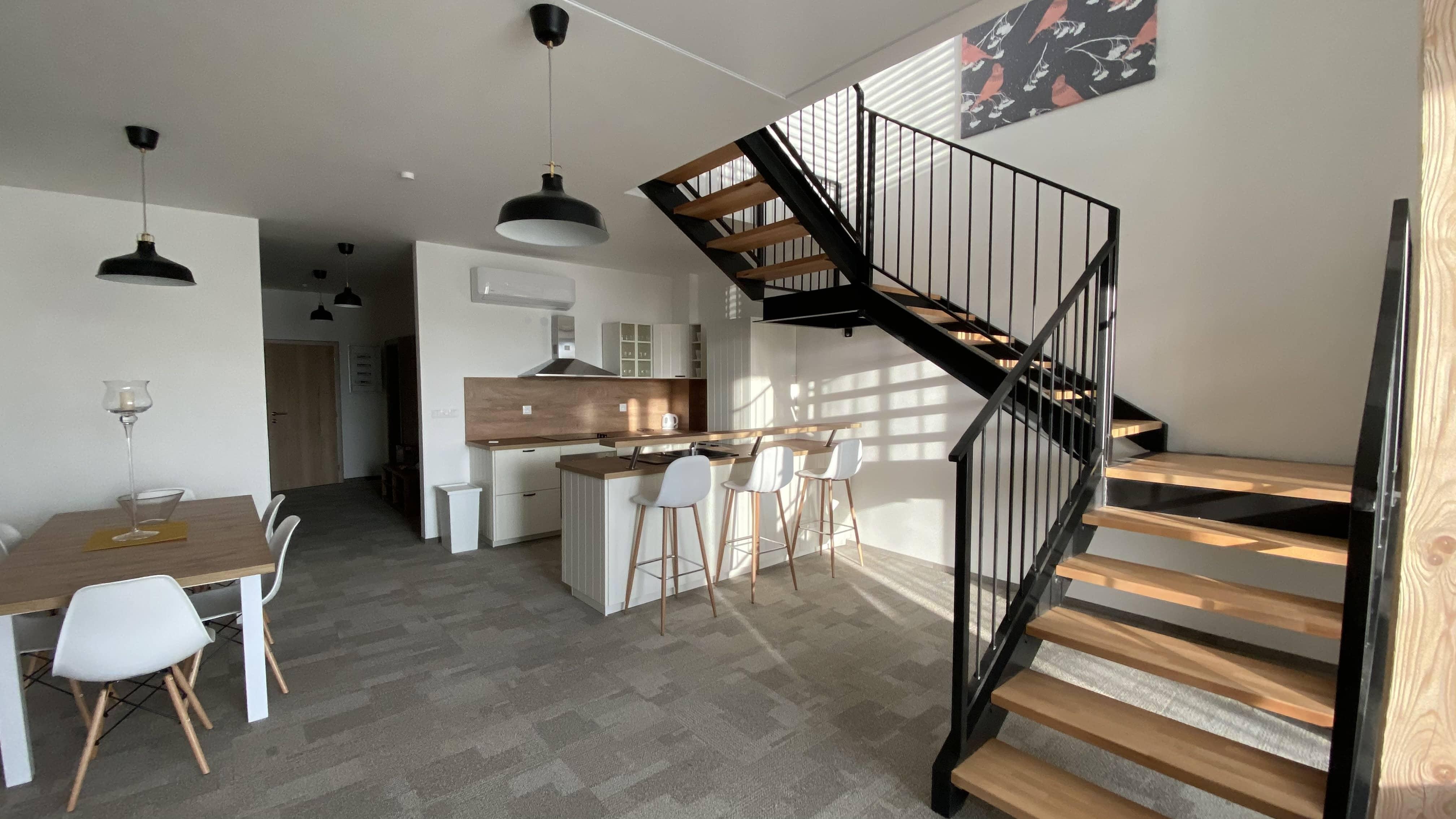 Aparthotel loft 1