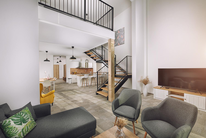 Loft Aparthotel Central